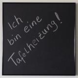 Elbo-therm Tafelheizung mit Alurahmen silber oder schwarz, 60 x 110 cm, 800 W